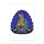Lady of Guadalupe T6 Mini Poster Print