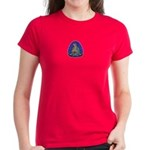 Lady of Guadalupe T6 Women's Dark T-Shirt