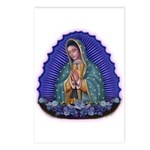 Lady of Guadalupe T6 Postcards (Package of 8)