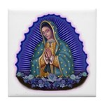 Lady of Guadalupe T6 Tile Coaster
