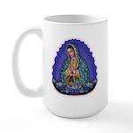 Lady of Guadalupe T6 Large Mug