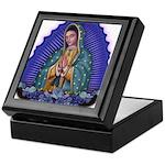 Lady of Guadalupe T6 Keepsake Box