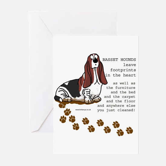 Basset's Greeting Cards (Pk of 10)