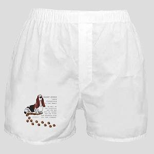 Basset's Boxer Shorts