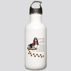Basset's Stainless Water Bottle 1.0L
