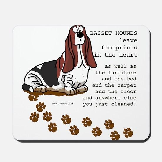 Basset's Mousepad