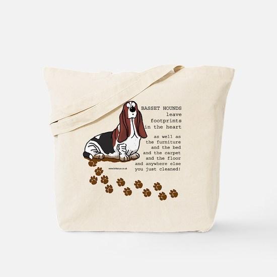 Basset's Tote Bag