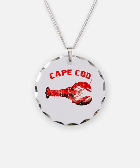 Cape Cod Lobster Necklace