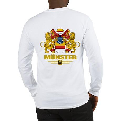 Munster Long Sleeve T-Shirt