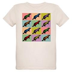 Honey Badger Pop Art T-Shirt