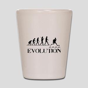 Scuba Evolution Shot Glass