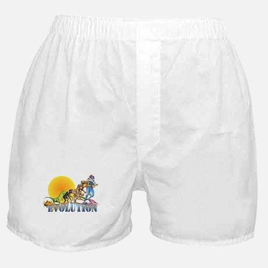 Scuba Evolution Boxer Shorts