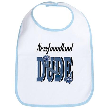 Newfoundland DUDE Bib