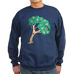Tree of Love Sweatshirt (dark)