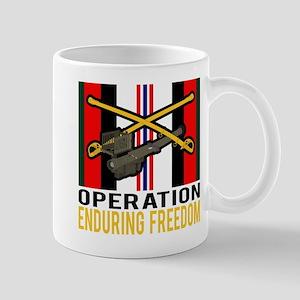 Cavalry Stinger OEF Mug