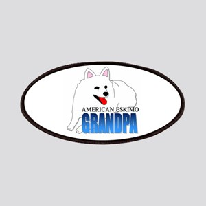 American Eskimo Dog Patches
