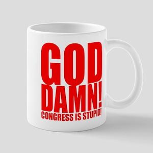 Congress is Stupid Mug