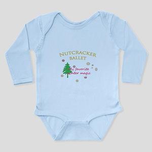 Nutcracker Ballet 2011 Long Sleeve Infant Bodysuit