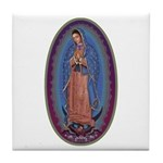 12 Lady of Guadalupe Tile Coaster