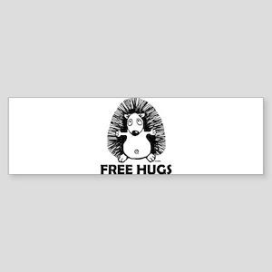 Free hugs Sticker (Bumper)