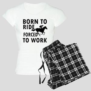 Born to Horse Riding Women's Light Pajamas