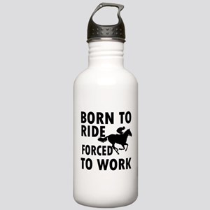 Born to Horse Riding Stainless Water Bottle 1.0L