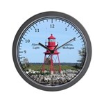 Alpena Light Wall Clock