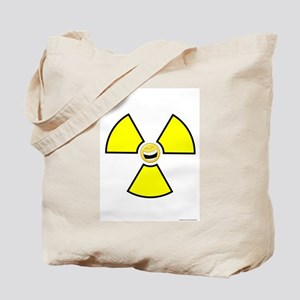 Nuclear Happy Tote Bag