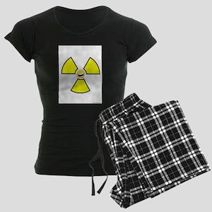 Nuclear Happy Women's Dark Pajamas