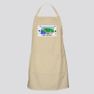 A moment From Reality Apron