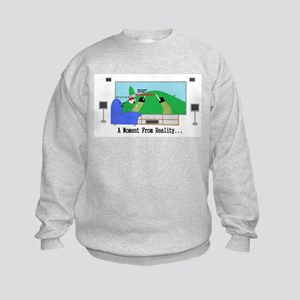 A moment From Reality Kids Sweatshirt