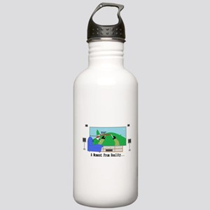 A moment From Reality Stainless Water Bottle 1.0L