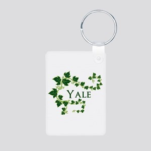 Ivy League Aluminum Photo Keychain