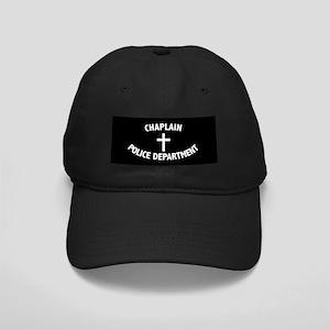 Police Chaplain Black Cap 2