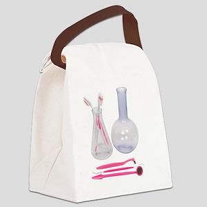 DentalHygiene071209 Canvas Lunch Bag