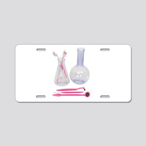 DentalHygiene071209 Aluminum License Plate