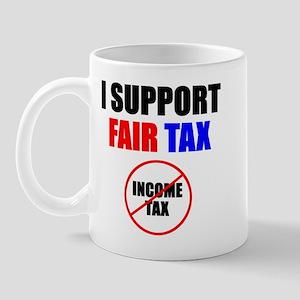 Support Fair Tax Mug