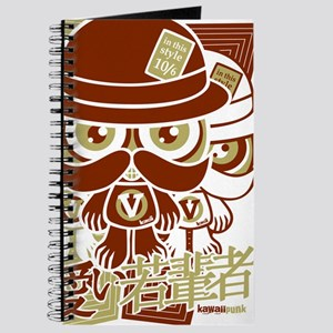 Victorian Mascot Stencil Journal