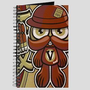 Victorian Mascot Tag Journal