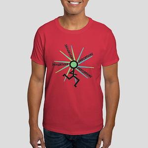Funny Runner Endorphins Dark T-Shirt