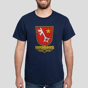Worms Dark T-Shirt