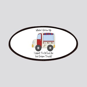 Drive IceCream Truck Patches