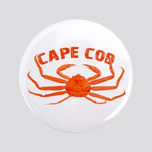 Cape Cod Crab Button