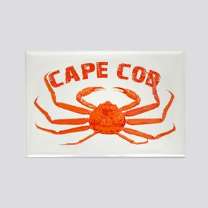 Cape Cod Crab Rectangle Magnet