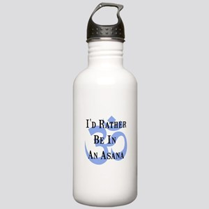 Rather Be In An Asana Stainless Water Bottle 1.0L