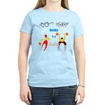 Geeks vs. Jocks I Women's Light T-Shirt