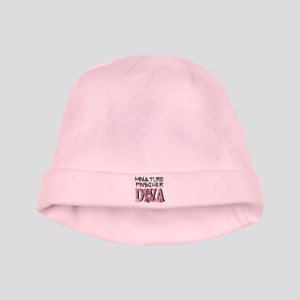 Min Pin DIVA baby hat