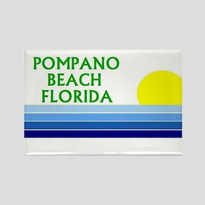 pompanobeachsunset Magnets