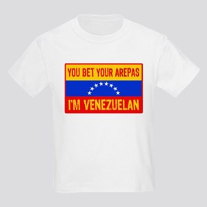 Funny Venezuelan Kids Light T-Shirt