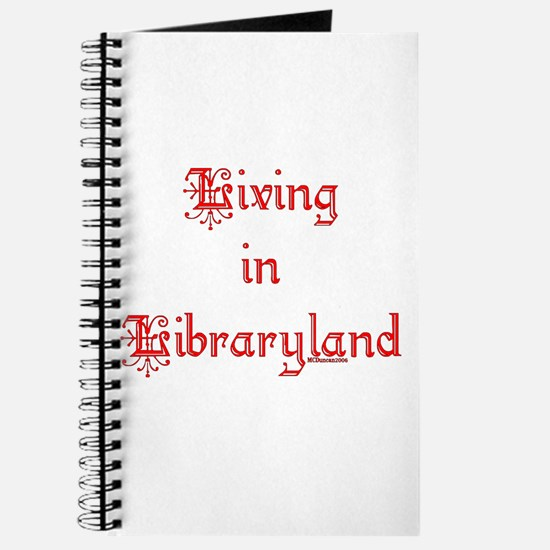Living in Libraryland Journal